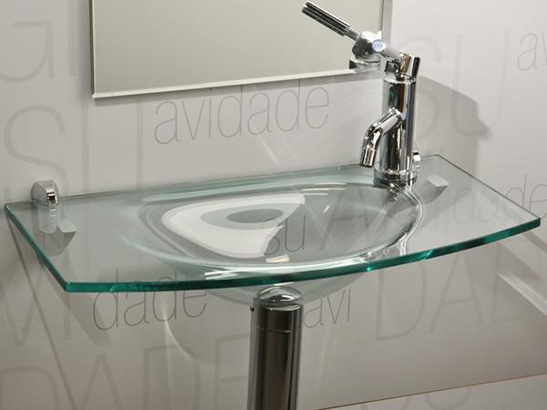 decoracao banheiro leroy : decoracao banheiro leroy:Lavatorio De Vidro Para Banheiro 1 Pictures to pin on Pinterest